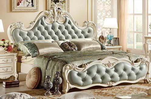 Giá giường ngủ cổ điển nhập khẩu chỉ từ 20 – 30 triệu đồng