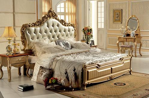 Giá giường ngủ cổ điển nhập khẩu trên 30 triệu đồng