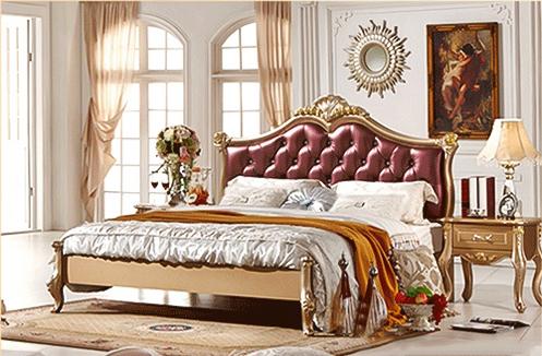 Giá giường ngủ cổ điển nhập khẩu hiện nay là bao nhiêu?