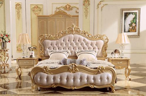 Ưu điểm các mẫu giường ngủ cổ điển nhập khẩu
