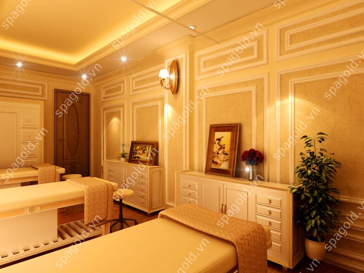 địa chỉ bán giường massage cho spa