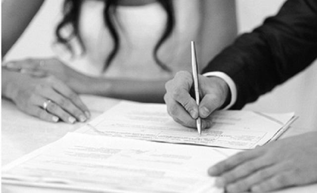 Việc đăng ký kết hôn cũng có những quy định cụ thể cho đối tượng đăng ký
