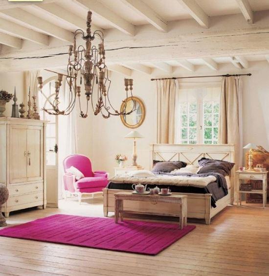 Đối với thảm trải sàn phòng ngủ