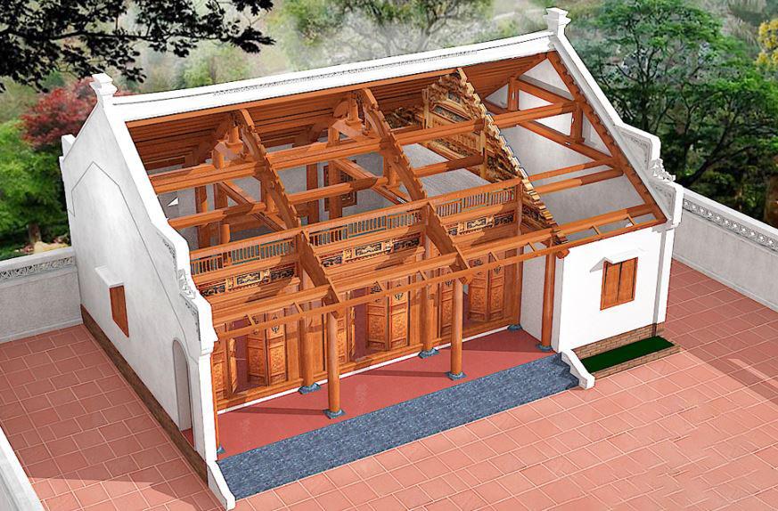 Cần lựa chọn chất liệu tốt để làm nhà