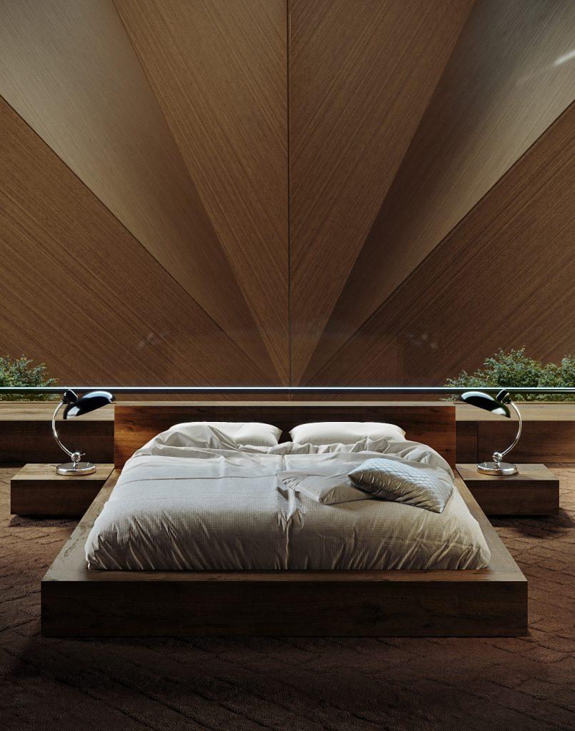 Ưu điểm của giường gỗ tần bì